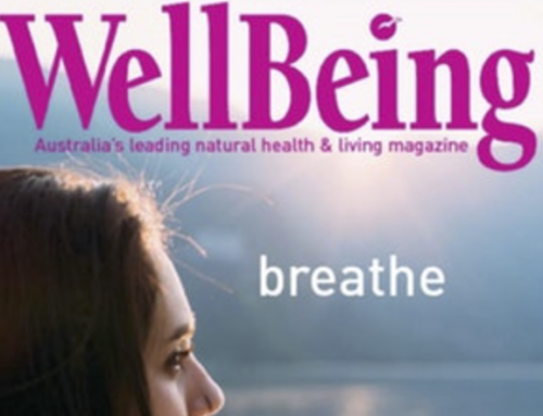 Wellbeing Magazine Feature